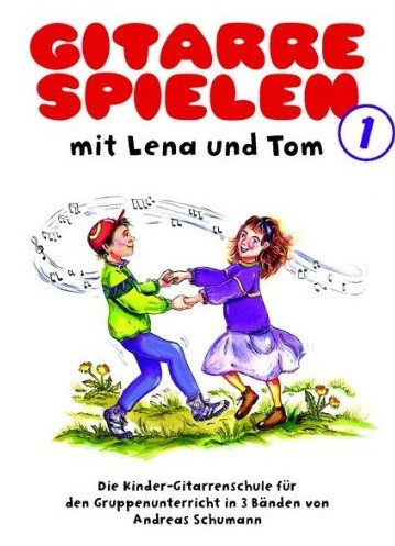 Gitarre spielen mit Lena Tom 1