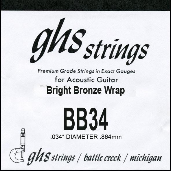 BB34 Bright Bronze 034 wound