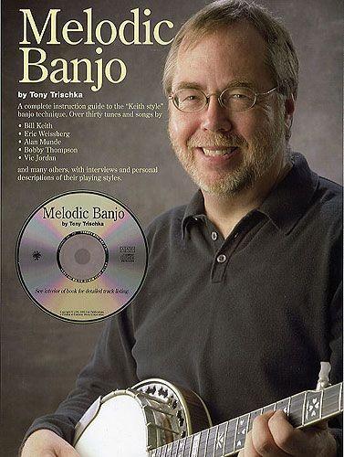 Oak Publishing - OK63149 Melodic Banjo Trischka