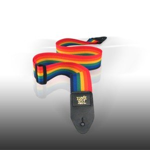 Ernie Ball - EB4044 Nylongurt rainbow