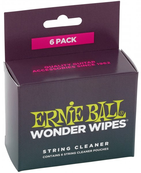 Ernie Ball - EB4277 String Cleaner Wonder W