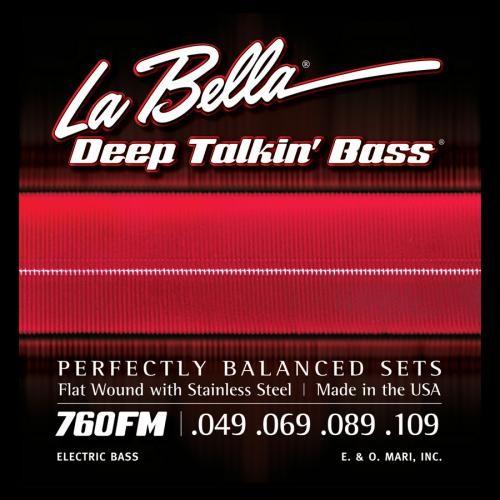 La Bella - 760FM Flatwound 49