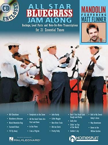 HAL LEONARD - HL00641945 Allstar Bluegrass J