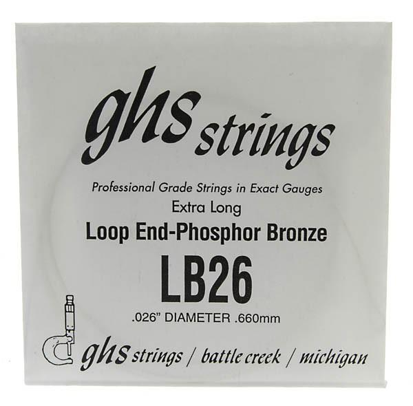 LB26 Phosphor Bronze 0.26w