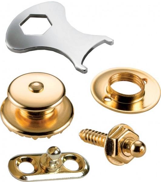 LOXX - Akustik Security Locks Gold