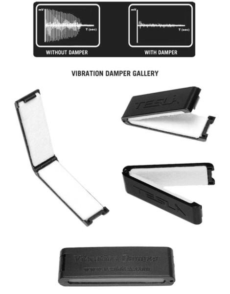 Tesla Vibration Damper