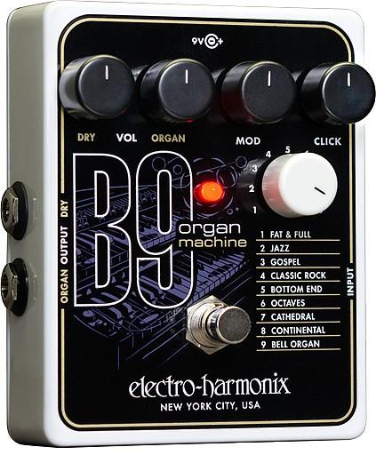 B9 Organ Machine