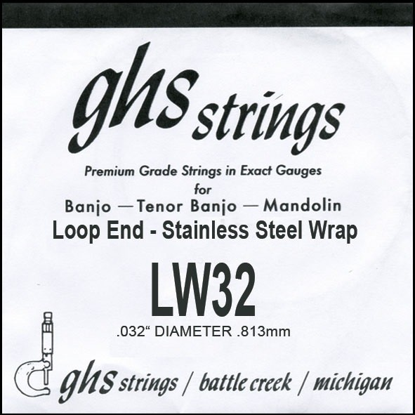 LW32 stainless steel 0.32w