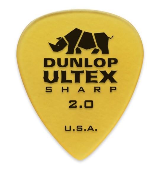 Dunlop - 433 Ultex Sharp 2,00mm