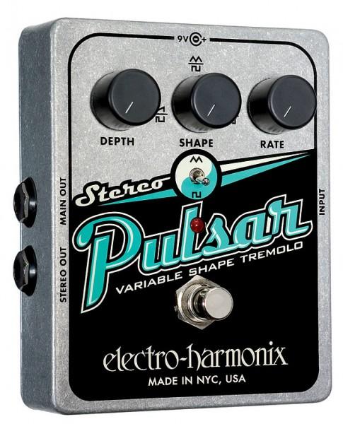 Electro Harmonix - Stereo Pulsar Tremolo