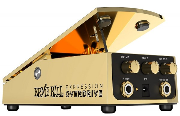 Ernie Ball - EB6183 Overdrive Gold