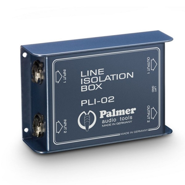 PLI02 Line Isolation Box 2 Kan