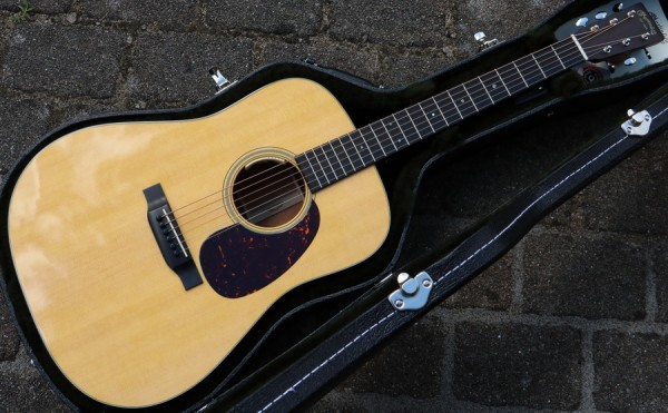 D18E Baggs Anthem Dreadnought