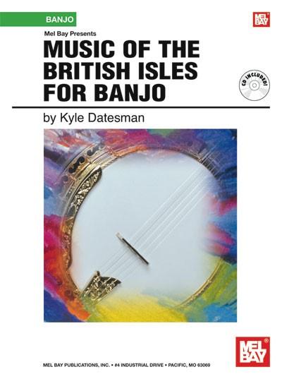 Mel Bay - MB96574BCD Music British Isles