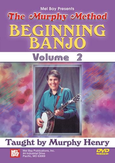 Mel Bay - MB21703DVD Beginning Banjo 2