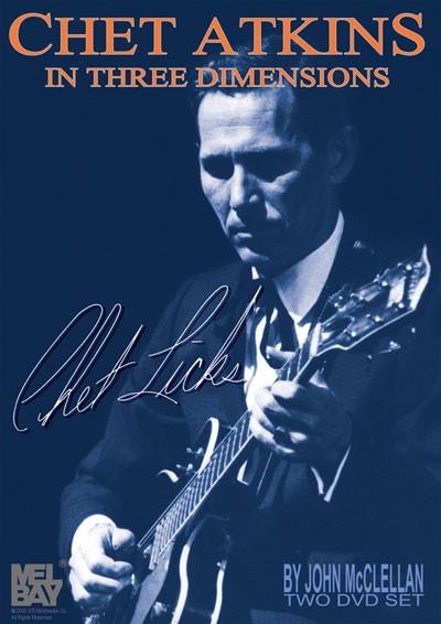 Mel Bay - MB21426DVD Chet Atkins