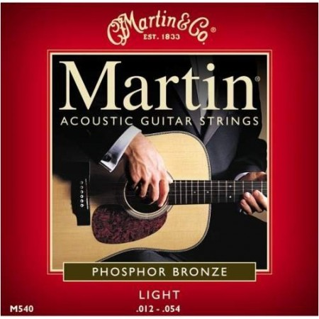 Martin - M540 Phosphor Bronze Light