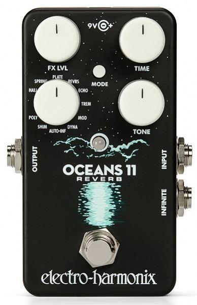 Electro Harmonix - Oceans 11 Reverb