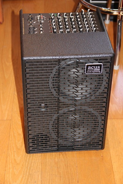 One 10BK 350 Watt 6 Kanal DSP