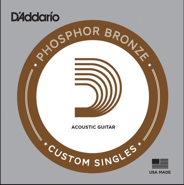 PB020 Phosphor Bronze Wound