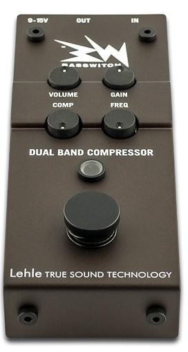 Lehle - RMI Dual Band Compressor Bass