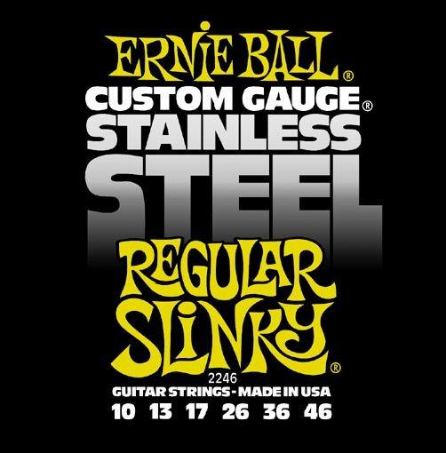 Ernie Ball - EB2246 Stainless Reg Slinky