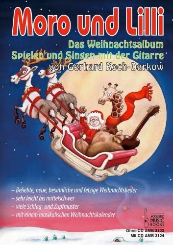 Acoustic Music Books - 3123 Moro und Lili Weihnachts