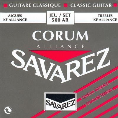 Savarez - 500AR Corum Alliance rot