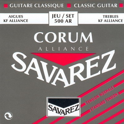 Savarez - 500AR Corum Alliance rot