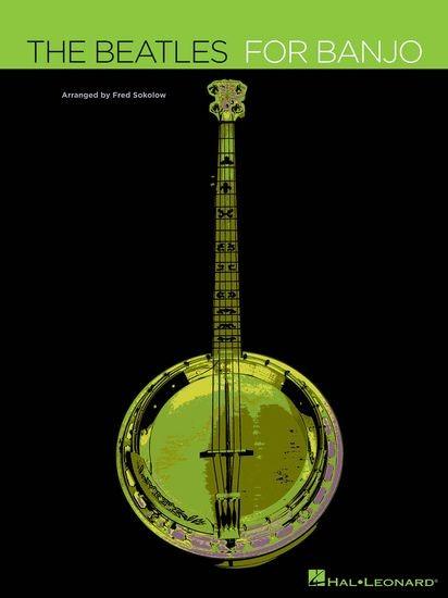 HAL LEONARD - HL00700813 Beatles for Banjo