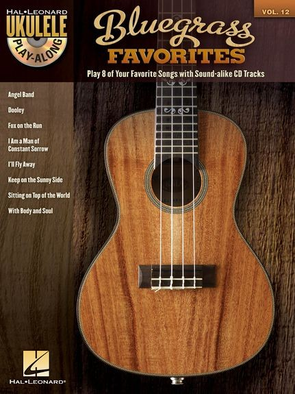 HAL LEONARD - HL00702584 Bluegrass Favorites