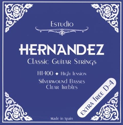 Hernandez - HT400 Konzert High Tension