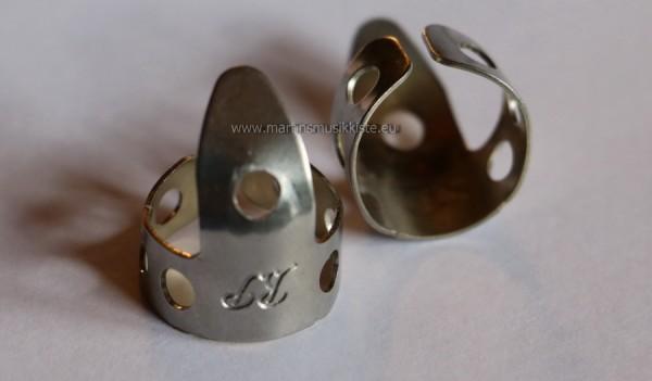 BobPerryCobaltPicks - Cobalt plated Brass Pair FP
