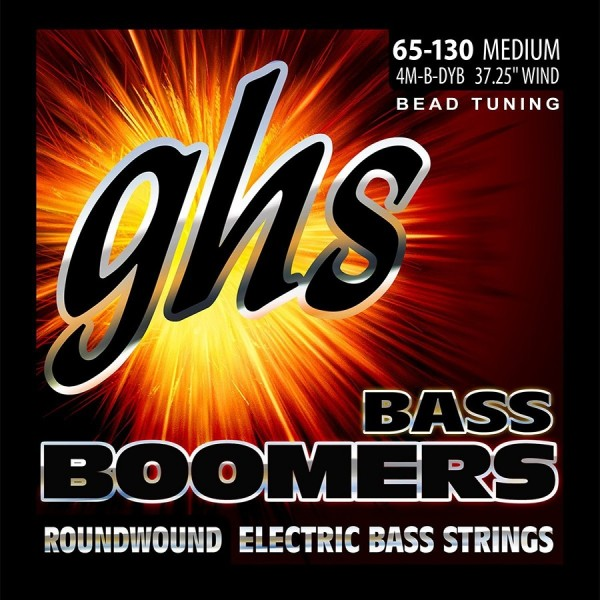 GHS - 4MBDYB 65-130 BEAD Tuning