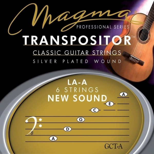 Magma - GCT-A Transpos. New Sound LA-A