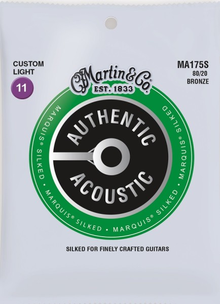 Martin - MA175S Bronze Marquis Silked