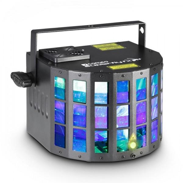 SuperFlyFX 2-1 LED Derby Laser
