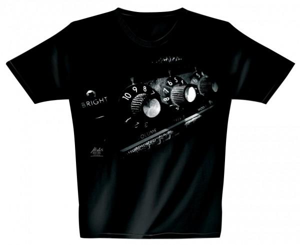 Rock You - T-Shirt schwarz Astro Amp L