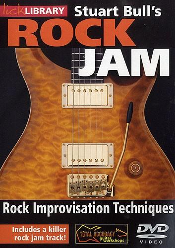 RDR0268 Stuart Bull's Rock Jam