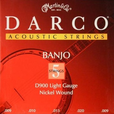Darco - D900 5s light 09-20 Banjo