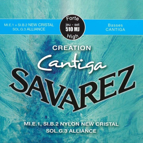 Savarez - 510MJ Creation Cantiga HT