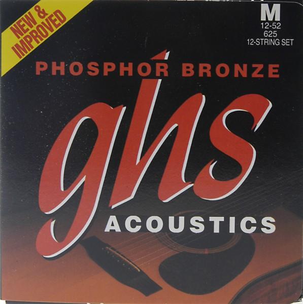 GHS - SET625 12S Ph.Bronze 12-52
