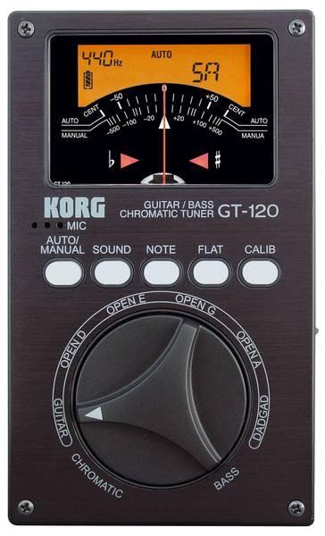 Korg - GT120 High End Guitar