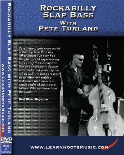 Mel Bay - PTDVD01 Rockabilly Slap Bass