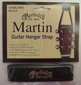 Martin - 18AMLGHBL GuitarHanger schwarz