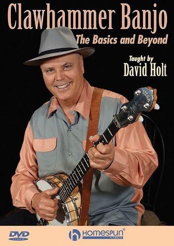 HAL LEONARD - HL00123774 Clawhammer Banjo