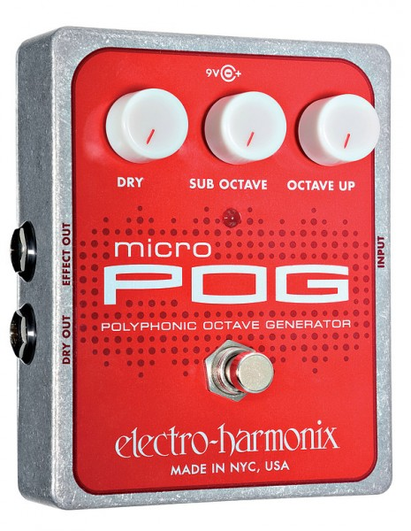 Electro Harmonix - Micro POG Polyphonic Generator