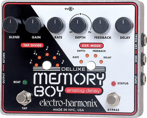 Electro Harmonix - Deluxe Memory Boy analog Delay