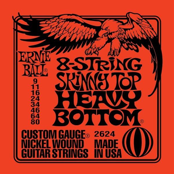 EB2624 8 String Slinky 9-80