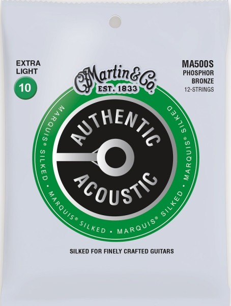 Martin - MA500S 12S PhBr Marquis Silked